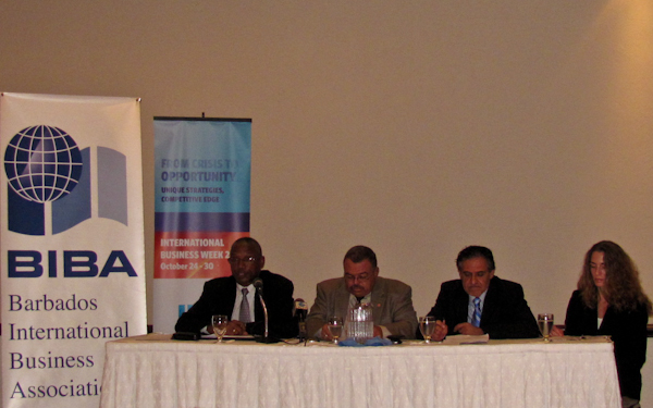 International Business Barbados Week 2010 – Embrace The Opportunities